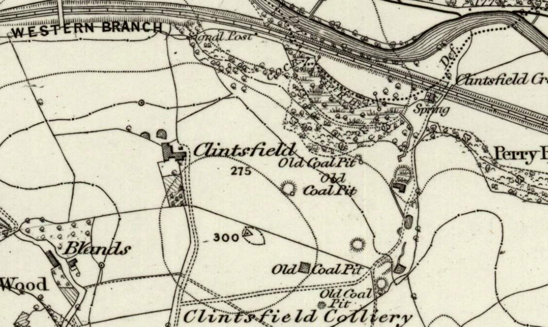 Map: OS 6-inch 1890